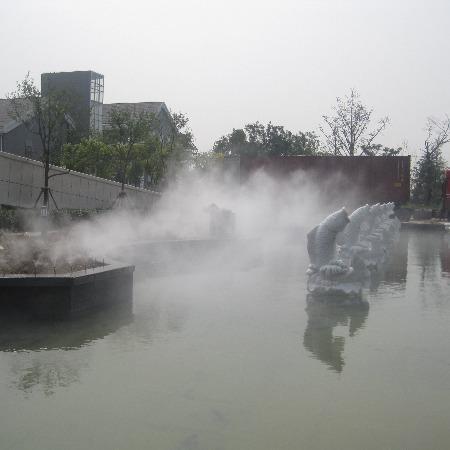 雾森设备人造雾主机景观雾设备