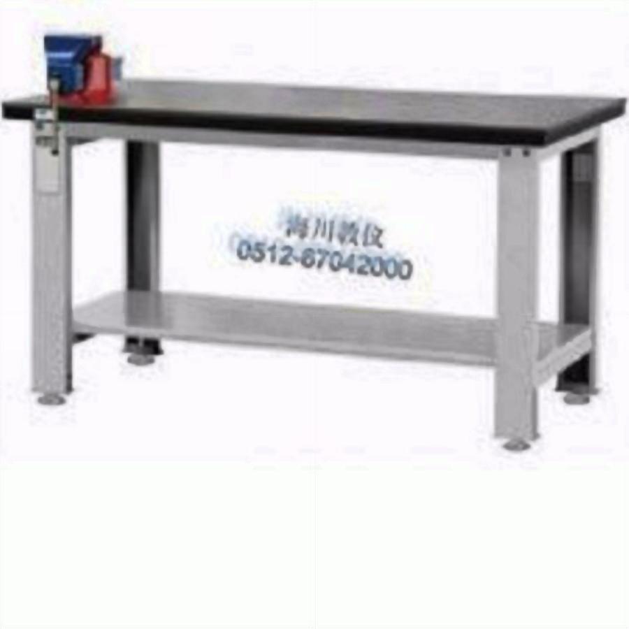 工业型重型钳工工作桌