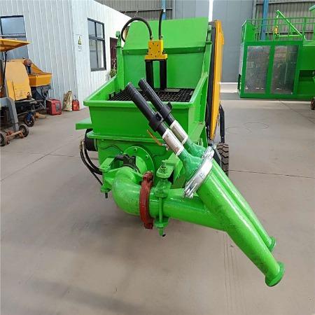 新疆地区厂家生产销售建特重工湿式小型喷浆机方便简易