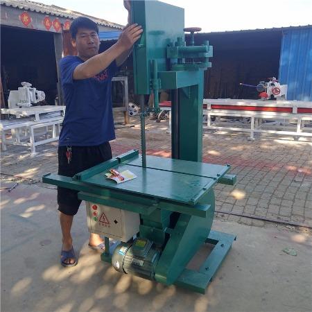 切砖机环保立式加气块泡沫砖带锯条切割机手动电动台式锯片切砖机