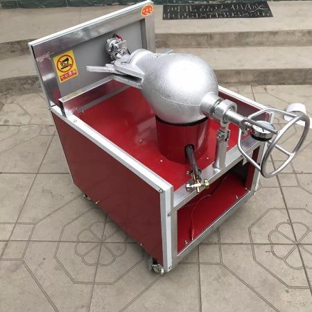 厂家直销商用摇滚干嘣机设备 摇滚干嘣大炮鸡 养生干嘣鸡