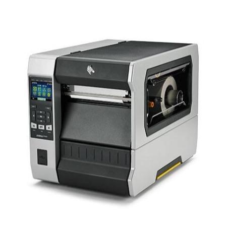 ZEBRA斑馬ZT620工業級條碼打印機 不干膠貼紙固定資產