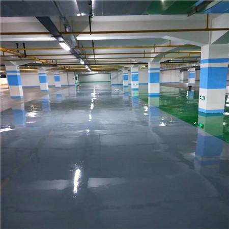 厂家供应施工地坪漆环氧树脂自流平地坪环氧自流平创洁净