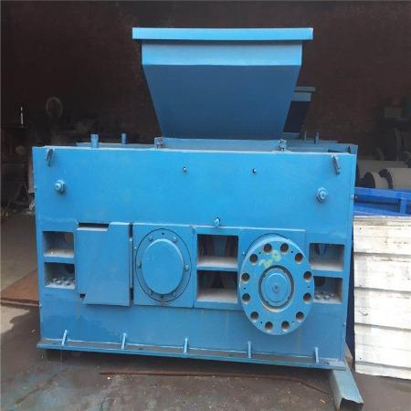 高压焦粉煤粉对辊压球机 环保型煤压球机设备 全自动矿粉压球机