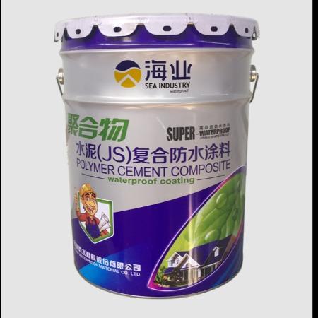 JS多组份防水涂料 聚合物高分子防水涂料 聚合物防水涂料 聚合物水泥基JS防水涂料