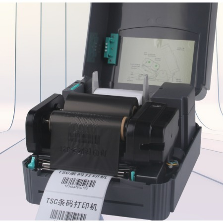 安徽TSC/台半 TTP-244/342E Pro不干胶标签机 一维二维码条码打印机