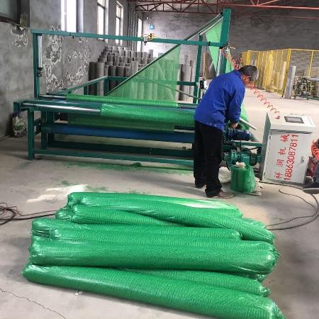 城市建筑盖土网防尘网 可以达到绿化的效果垃圾场 厂家