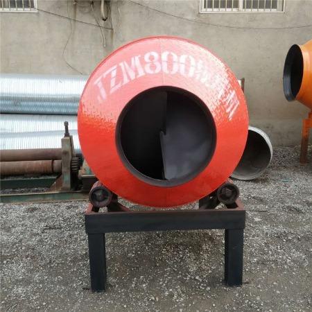 现货批发小型移动式简易滚筒搅拌机 小圆罐搅拌机JZC混凝土搅拌机
