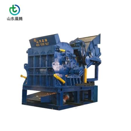 900马力废钢破碎机械厂家  电厂钢厂用废钢粉碎线设备