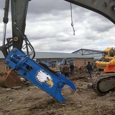 破碎剪 鹰嘴剪 旋转液压鹰嘴剪 挖掘机属具鹰嘴剪厂家直销