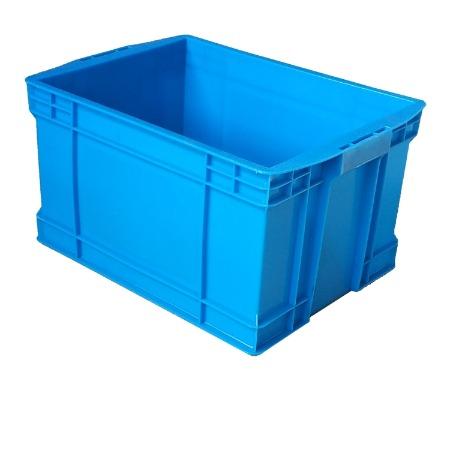 加厚塑料箱 车间周转箱 厂家直销 465-260箱 文具厂专用塑料箱
