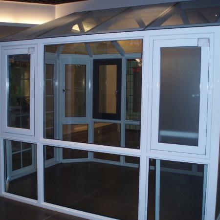 南京 巴森 系统门窗 现代中门窗 70断桥铝内开内到 60断桥铝外开