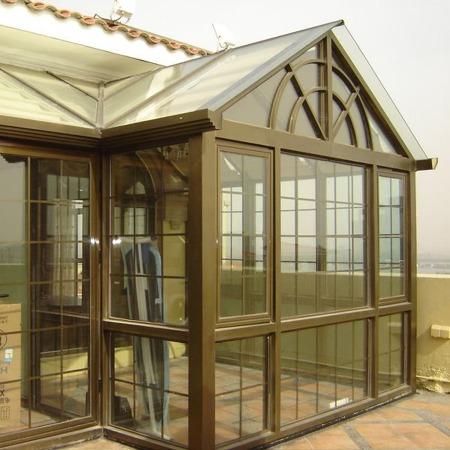 南京 巴森系统门窗 108窗纱一体 60内开内倒 断桥铝