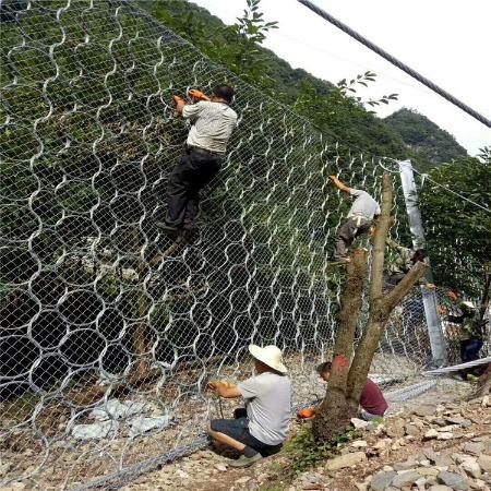 河北 主动防护网厂家 被动边坡防护网 边坡防护网厂家批发