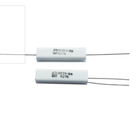 RX23系列 瓷壳型绕线固定电阻器 厂家