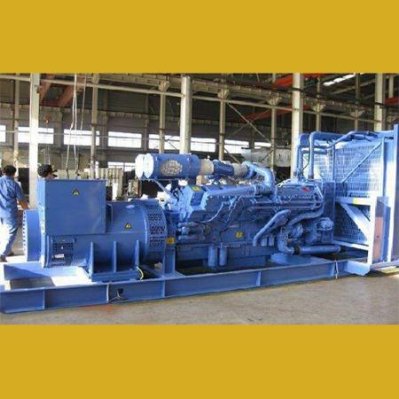 日本进口三菱柴油发电机组 WMG系列发电机组 品质保证 售后无忧 发电机组技术参数