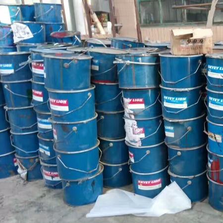 广州市回收胶印油墨价格 回收过期油墨