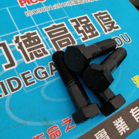 厂家供应台力德高强度8.8级GB5782-5783外六角螺栓  螺母