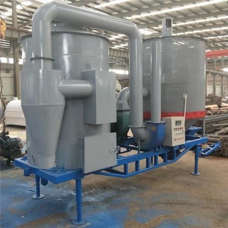 大型豆类除湿干燥设备 移动式全自动粮食烘干塔 气流式稻谷烘干机