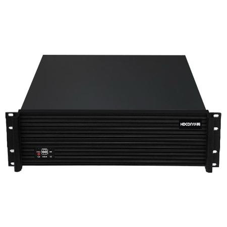 华腾电视墙服务器TV2000N 高清电视墙服务器 MCU多点控制单元