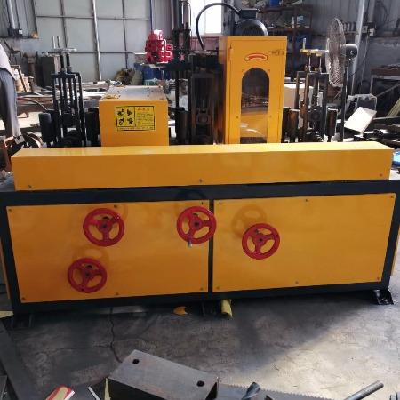 自动方管抛光机矩形管抛光机方管除锈机架子管除锈机