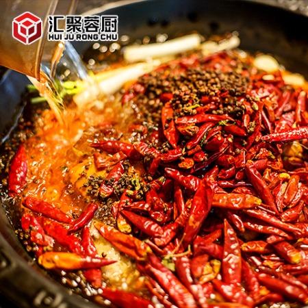 匯聚蓉廚;  成都火鍋底料,火鍋底料生產廠家,自發熱火鍋貼牌,調味料代加工