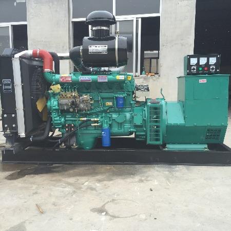 150KW燃气发电机 150千瓦沼气发电机组 纯铜无刷电机