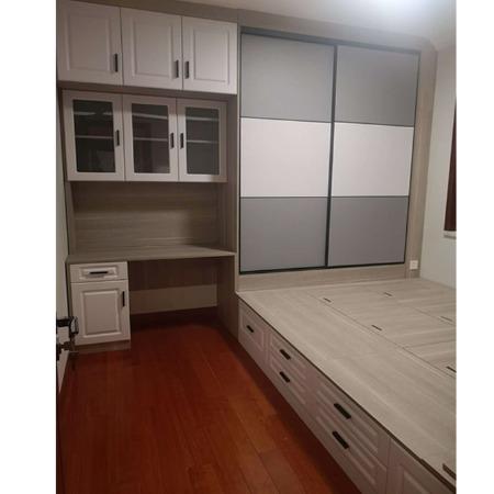 世玺家居定制 大空间 美观耐看 高档耐用移门衣柜