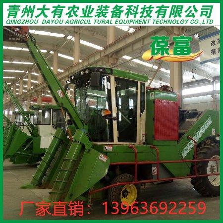 2019新型轮式甘蔗收割机 4GZ-1型整杆式甘蔗收割机 广西甘蔗收获机 厂家直销