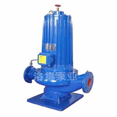 上海洛集泵业PBG65-200屏蔽泵型号厂家直销现货供应终身维修