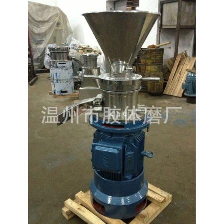 胶体磨_专业生产销售JM系列PTEF平面自动水磨机水磨机抛光现货供应热销推荐