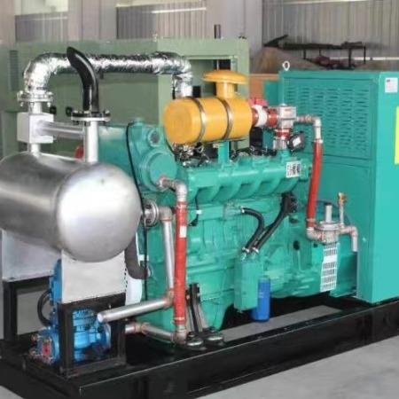 50千瓦双气源发电机220V/380V燃气发电机组