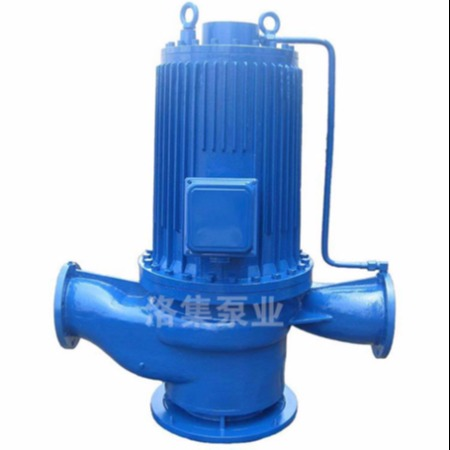 上海洛集泵业SPG立式屏蔽泵厂家直销现货供应终身维修