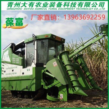 2019新型履带甘蔗收割机 4GL-1型整杆式甘蔗收割机 广西甘蔗收获机 厂家直销