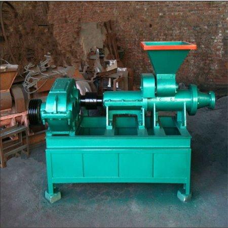 竹炭粉木炭制棒机价格 矿粉制棒成型机 高压煤棒机生产线