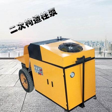 邢台厂家供应二次构造柱泵 液压二次构造柱注浆泵