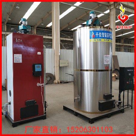 千佳节能燃气蒸汽发生器厂家 全自动燃气蒸汽锅炉价格 300公斤500公斤1吨
