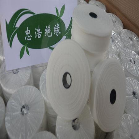 忠浩厂家直销型号齐全热收缩带_聚酯热收缩带_涤纶带质量价格从优质量可靠
