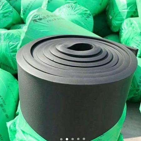 西安自粘橡塑保温板橡塑保温管