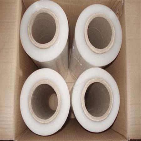 现货直发缠绕膜 塑料薄膜拉伸膜手用机用缠绕膜打包缠绕膜 塑料膜