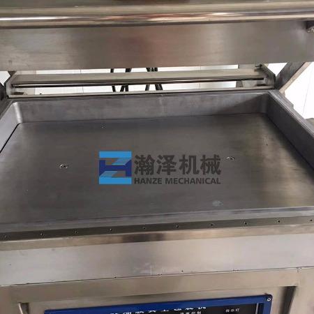 多功能贴体包装机 覆膜包装设备 鱼肉海鲜真空贴体包装机