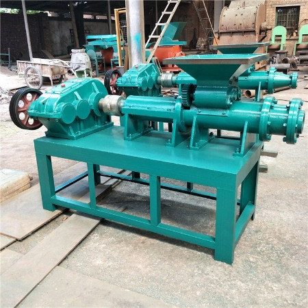 环保秸秆锯末制棒机 煤粉煤棒机生产线 麦草稻草制棒机