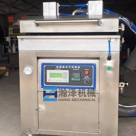 金枪鱼海鱼包装机 软膜贴体真空包装机 全自动覆膜保鲜食品设备