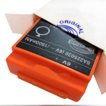 爆款现货泵车蓄电池 三一中联泵车遥控器电池1500mah HBC泵车电池BA225030