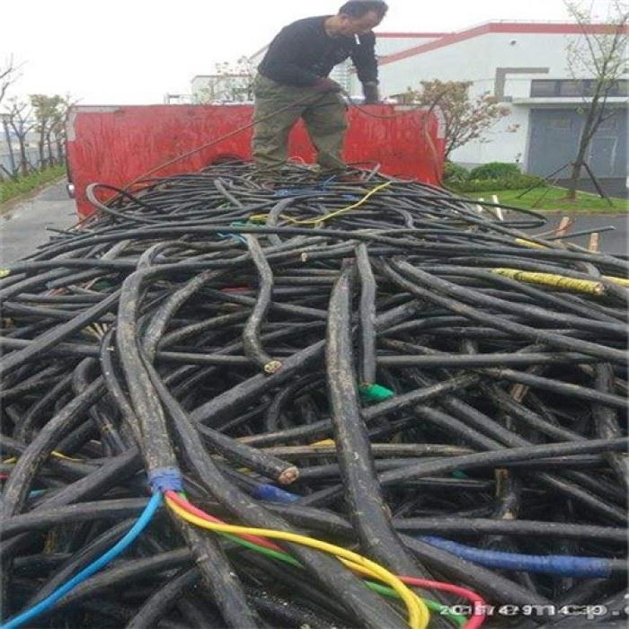 杭州旧电缆线回收,回收起帆电缆
