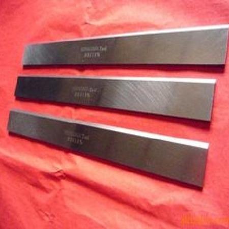 宏尔机械现货真品高速钢木工刨刀  出厂价格 标准规格长条单刃平直刀具
