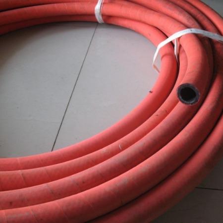 加工定制耐高温钢丝编织蒸汽胶管DN10-100耐25公斤压力耐温210度厂家直销