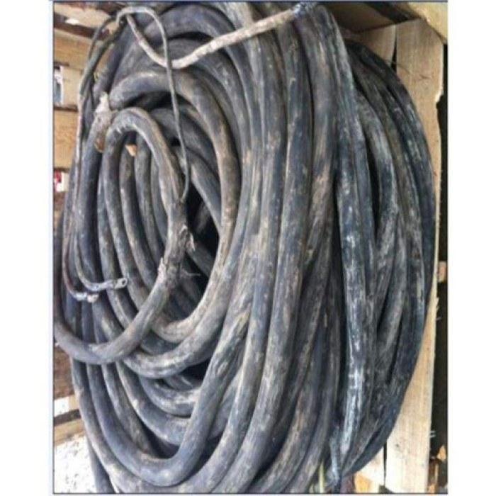 清苑回收万马电缆线,全新电缆线回收