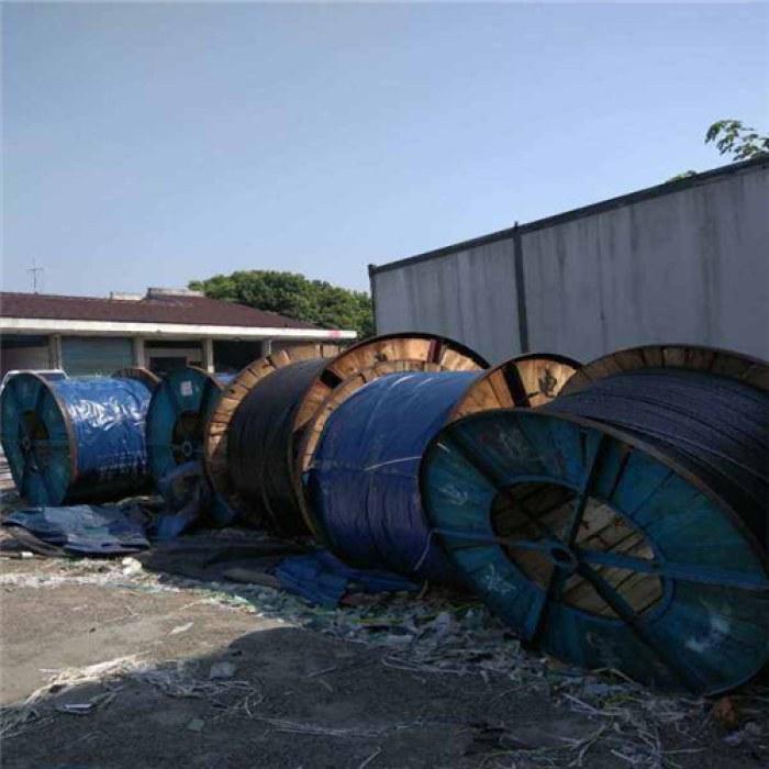 杭州铠装电力电缆回收,回收全新电缆线