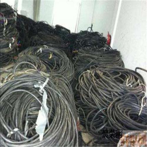 丽水本地起帆电缆线/回收二手起帆电缆